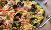 Cervantes of Spain - Garwood: Tapas and Sangria for Two or Four at Cervantes of Spain (Up to 54% Off)