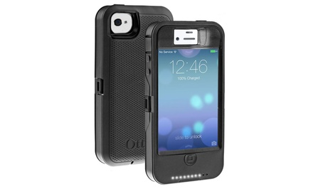 OtterBox Defender Series Battery Case for iPhone 4/4S