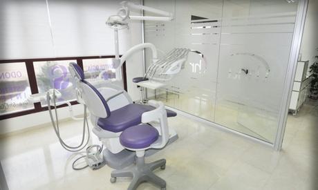 1 o 2 sesiones de blanqueamiento dental para 1 o 2 personas desde 39,90 € en Clínica Dental Sheydent Oferta en Groupon