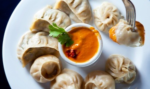 Taste of the Himalayas: $11 for $20 Worth of Nepalese and Indian Cuisine for Dine-In or Carryout at Taste of the Himalayas