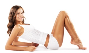 Nu-Wave Laser & Beauty: Six Laser Hair Removal Sessions on Choice of Areas at Nu-Wave Laser & Beauty (Up to 90% Off)