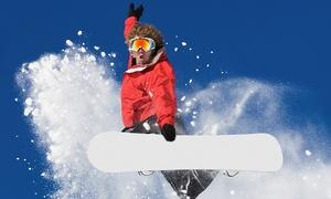 Ice Mountain: 2 heures de ski ou de snowboard indoor pour 1, 2, 4 ou 6 personnes dès 22,50 € au Ice Mountain