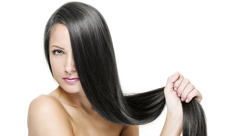 Hair Extension Micro-Length Application with Optional Haircut at 208 Hair Lounge on Main (Up to 60% Off) 596dbbf0-3f01-422f-9bca-22053fc8b6db