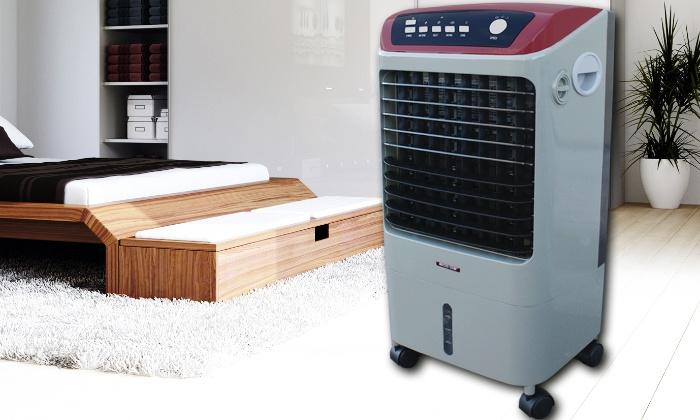 climatiseur 5 en 1 groupon shopping. Black Bedroom Furniture Sets. Home Design Ideas