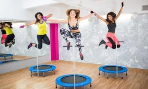 One Dance Studio: Fitness na trampolinach: karnet na 4 wejścia za 39,99 zł i więcej opcji w One Dance Studio (do -38%)