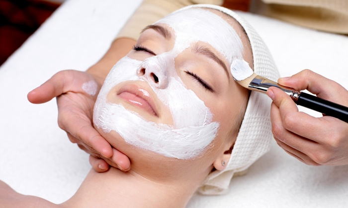 Beaute Elegance - District Saint - Raymond - Vanier: Facial with Optional Hand and Foot Treatment at Beaute Elegance (Up to 51% Off)