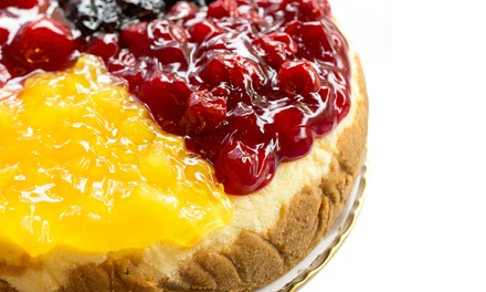 $40 Worth of Cheesecake at Eileen's Special Cheesecake (25% Off)