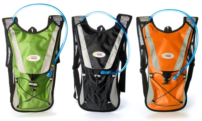 Sport Force Multifunction Hydration Backpack | Groupon