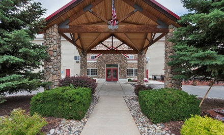 Stay at Hawthorn Suites by Wyndham in Eagle, CO, with Dates into May