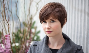Studio 5 Salon: Haircut Package with Full Highlights at Studio 5 Salon (58% Off)