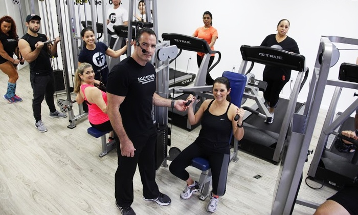 Falls Fitness - Miami, Florida: Five H.I.I.T. Classes or One Month of Unlimited H.I.I.T. Classes at Falls Fitness (Up to 65% Off)