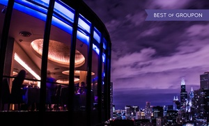 Cité Restaurant: $30 for $60 Worth of Contemporary French-American Cuisine with Panoramic Skyline Views at Cité