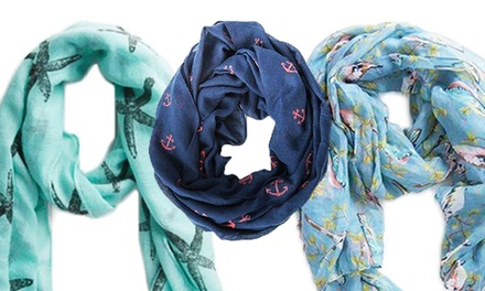 Fashion Scarves at Is That 4 Me