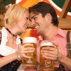 Up to 53% Off Beer-Garden Outing