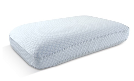 Cooling Gel Memory-Foam Pillow