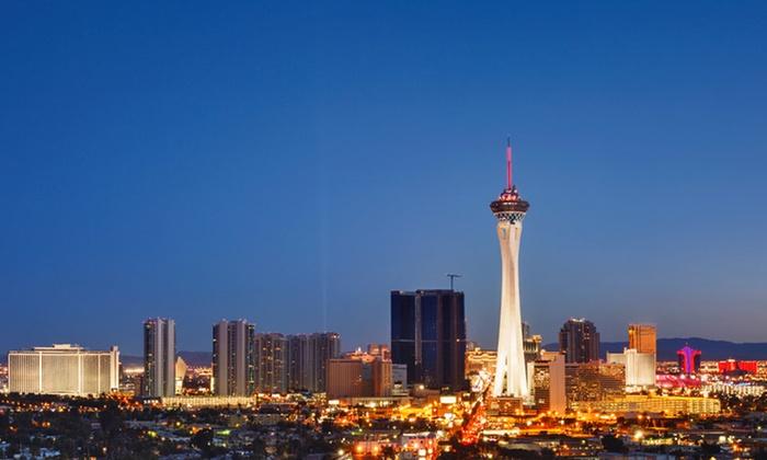 7-night Resort Stay - Las Vegas: 7-Night Stay in a Studio or One-Bedroom at a Las Vegas Resort
