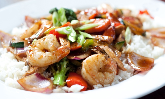 Zen Asian Diner - Visalia: Pan-Asian Food at Zen Asian Diner (Up to Half Off). Two Options Available.