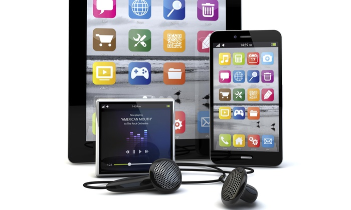 Round Up Marketing - Laurel: $28 for $50 Worth of Electronics Accessories — Round Up Marketing