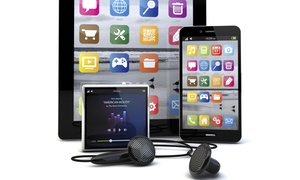 Round Up Marketing: $28 for $50 Worth of Electronics Accessories — Round Up Marketing