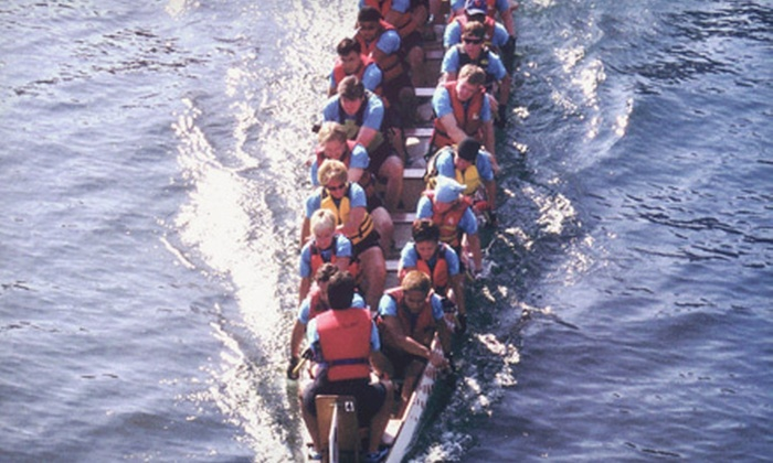 Chicago International Dragon Boat Festival - Arlington Heights: $69 for Boat Race Participation for One at the Chicago International Dragon Boat Festival in Arlington Heights July 28 ($150 Value)
