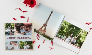 Collage.com: Custom Holiday Photo Books from Collage.com (Up to 83% Off). Five Options Available.