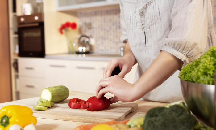Superman Cooks - Nashville-Davidson metropolitan government (balance): Three-Hour In-Home Cooking Class for One, Two, or Four fromSuperman Cooks (Up to60%Off)