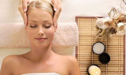 Swedish or Hot-Stone Massages at Celestial Healing Massage Therapy (Up to 52% Off)