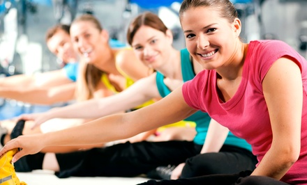 10 or 15 Fitness Classes at Anytime Fitness Somers(Up to 84% Off)