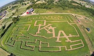 Orr Family Farm: Four or Six Farm Passes for Fall Festivities at Orr Family Farm (Up to 38% Off)