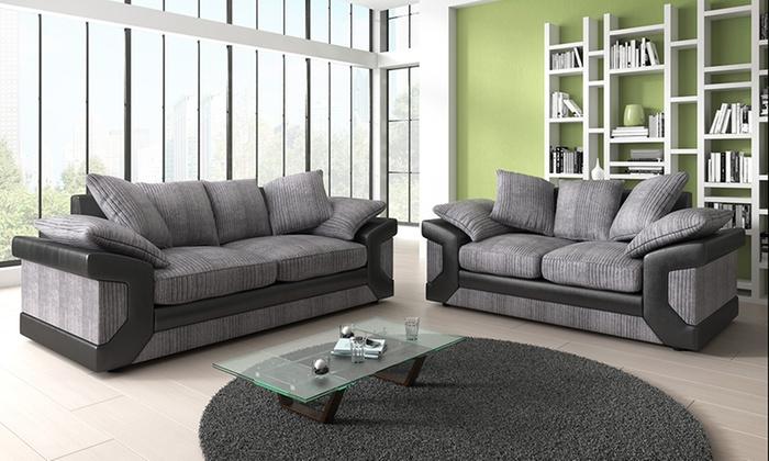 2 Seat 3 Or Sofa Set
