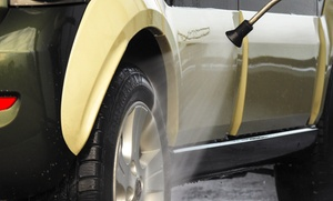Pines Express Car Wash: One, Three, or Six Exterior Car Washes at Pines Express Car Wash (Up to 61% Off)