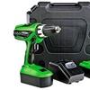 Kawasaki 19.2-Volt Cordless Drill Kit