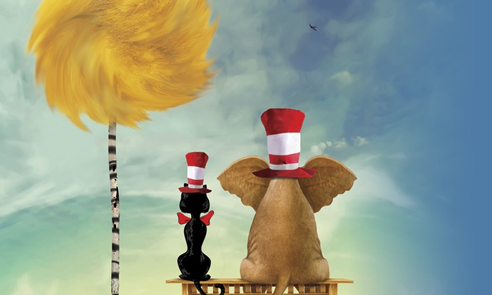 Seussical - Ethington Theater: Seussical the Musical, April 1–10