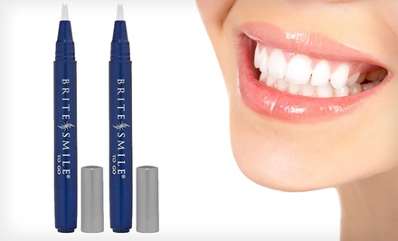 Philips Brite Smile Teeth Whitening Pens 2-Pack for $6.99