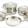 $99.99 for a Collier 8-Piece Cookware Set