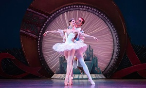 """The Nutcracker"" : ARTS San Antonio presents Mejia Ballet International in ""The Nutcracker"" on December 18–20"