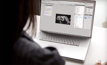 $49 for a 90-Minute Photoshop Course at Slice of Life Imagery ($300 Value)