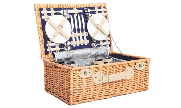 Picnic Basket Set Australia : From for a picnic basket and accessory set hot deals
