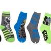 Star Wars Boys' Crew Socks (6-Pair Pack)