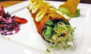 Karyn's cooked vegan: $15 for $30 Worth of Raw cooked Vegan Cuisine at Karyn's