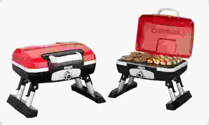 Cuisinart Gourmet Portable Gas Grill: $85 for a Cuisinart Gourmet Portable Gas Grill in Red ($129.99 List Price). Free Shipping and Returns.