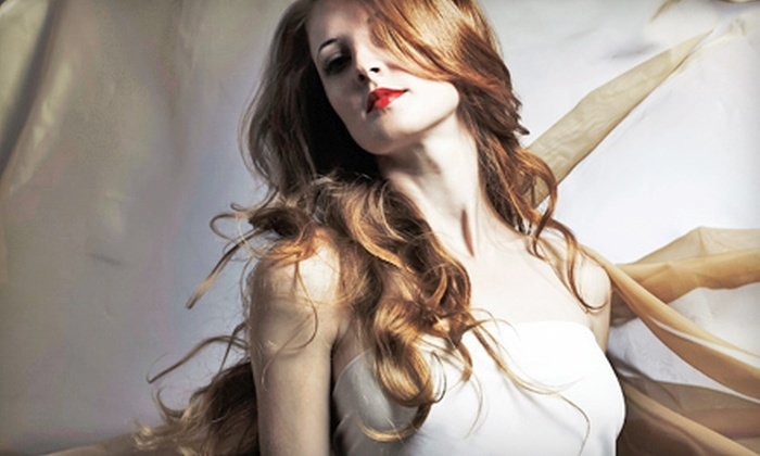 Hair Connect Salon - Senoia: Salon Services at Hair Connect Salon in Senoia (Up to 68% Off). Three Options Available.