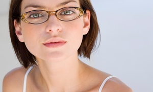 FY Eye Optometry: $49 for Eye Exam with $225 Credit Toward Complete Pair of Glasses at FY Eye Optometry ($519 Value)
