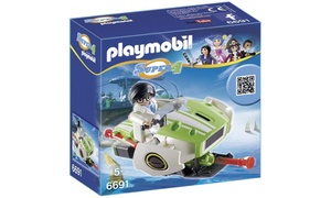 Playmobil super Skyjet