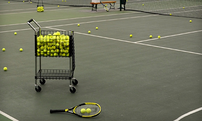 Beverly Hills Club - Franklin: $69 for Eight Weeks of Kids' Tennis Lessons at Beverly Hills Club (Up to $170 Value)