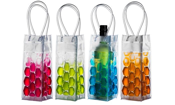 Wine Cooler Bag With Handles