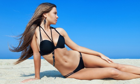 One or Three Brazilian Waxes at AHN Skin & Beauty (Up to 54% Off) a7e13ce8-4f4c-4a3a-aa9a-b5015878713d