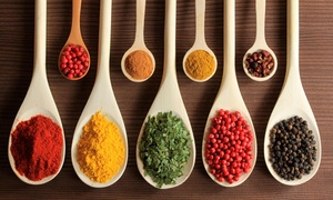 Savory Spice Shop - Greensboro: $7 for $14 Worth of Gourmet Spices at Savory Spice Shop - Greensboro