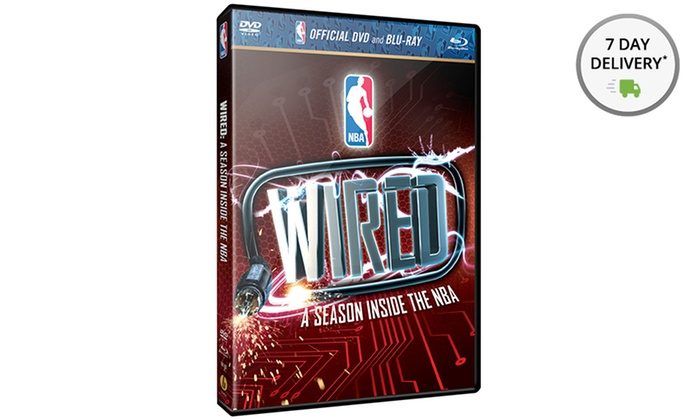 Wired: A Season Inside the NBA Blu-ray: Wired: A Season Inside the NBA Blu-ray. Free Returns.