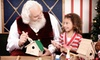 Up to 67% Off Photos with Santa